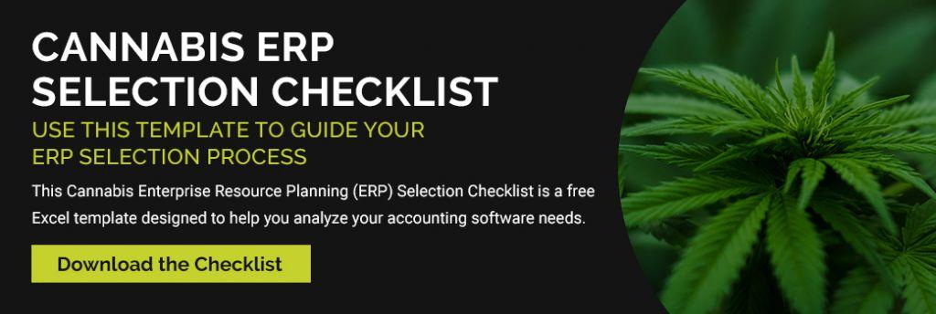 ERP Checklist CTA