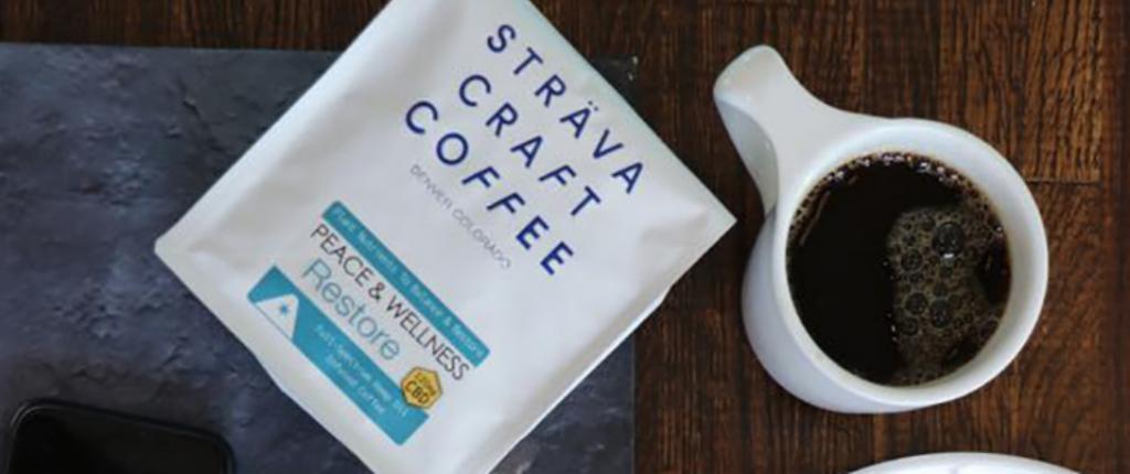 Sträva Craft Hemp Oil Infused Coffee