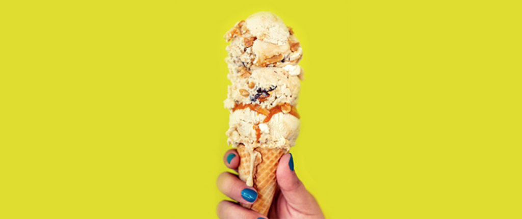 Van Leeuwen Vegan Couch Potato Ice Cream