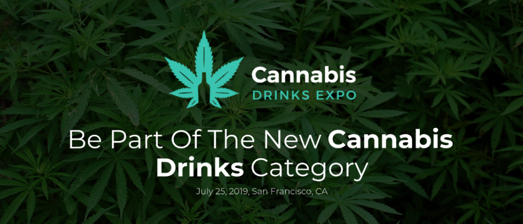 Cannabis Drinks Expo in San Francisco