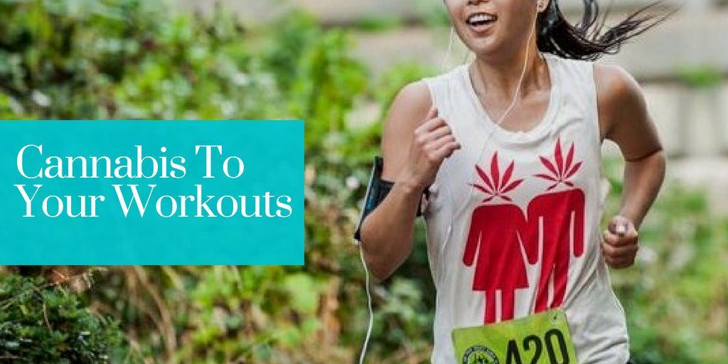 Adding Cannabis to Your Workouts