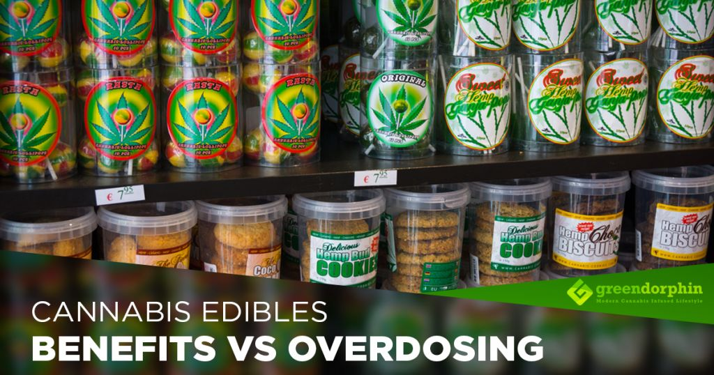 cannabis edibles overdose