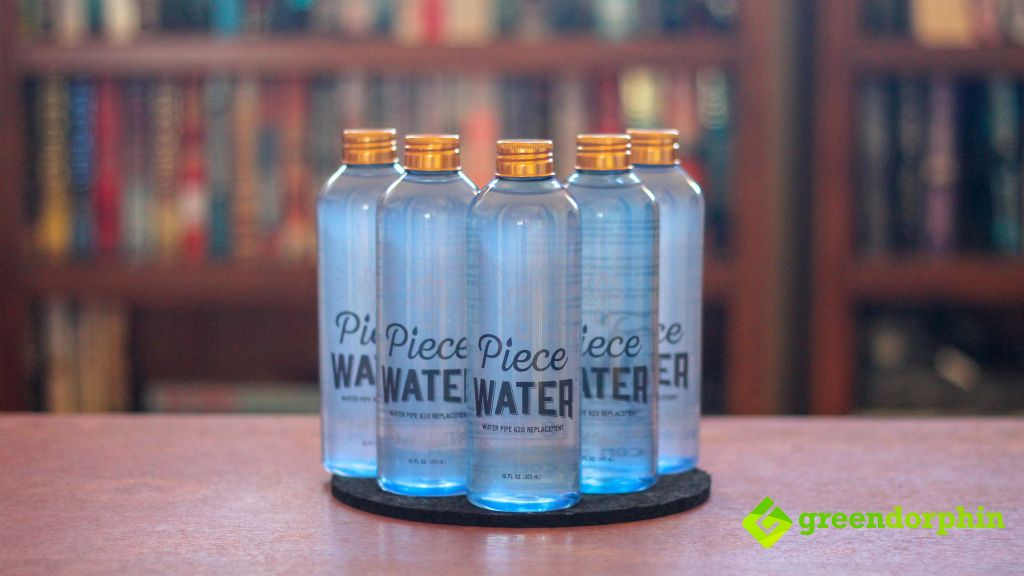 Piece Water bong clean