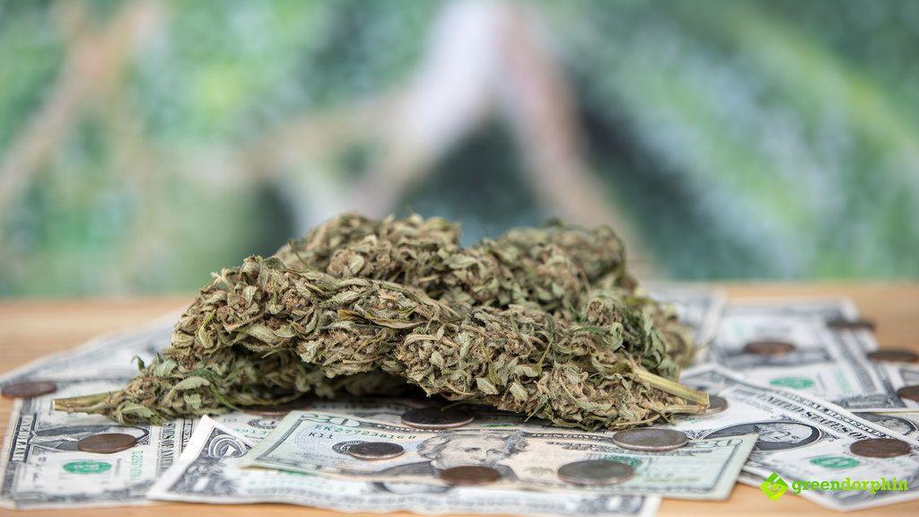 cost of marijuana