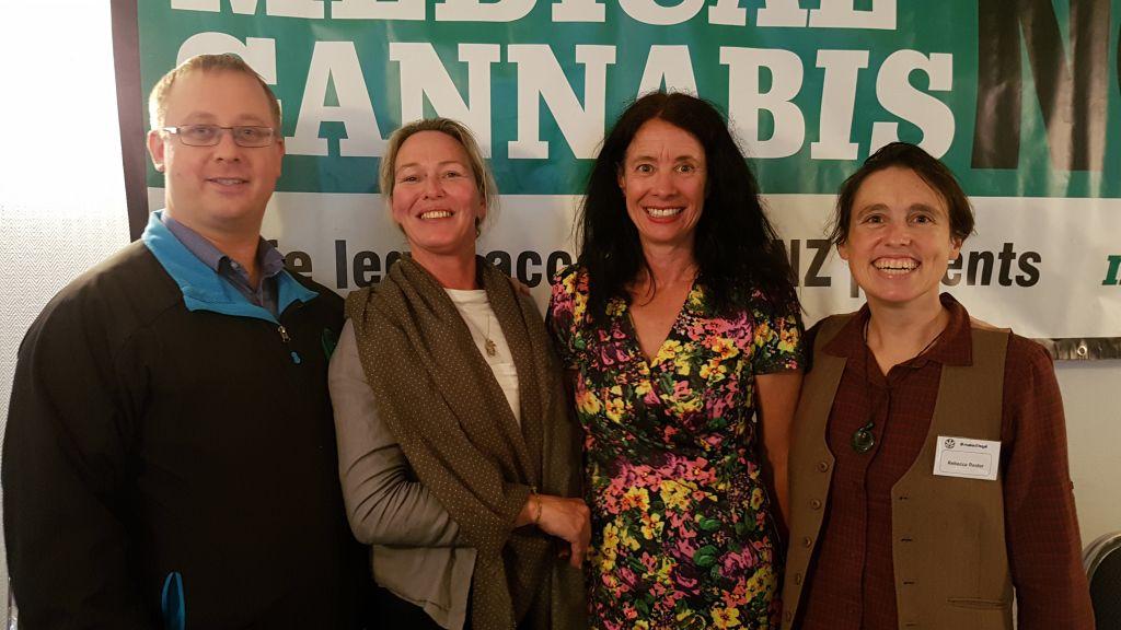 Medical Cannabis Awareness New Zealand MCANZ
