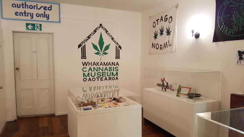 Dunedin Cannabis Museum