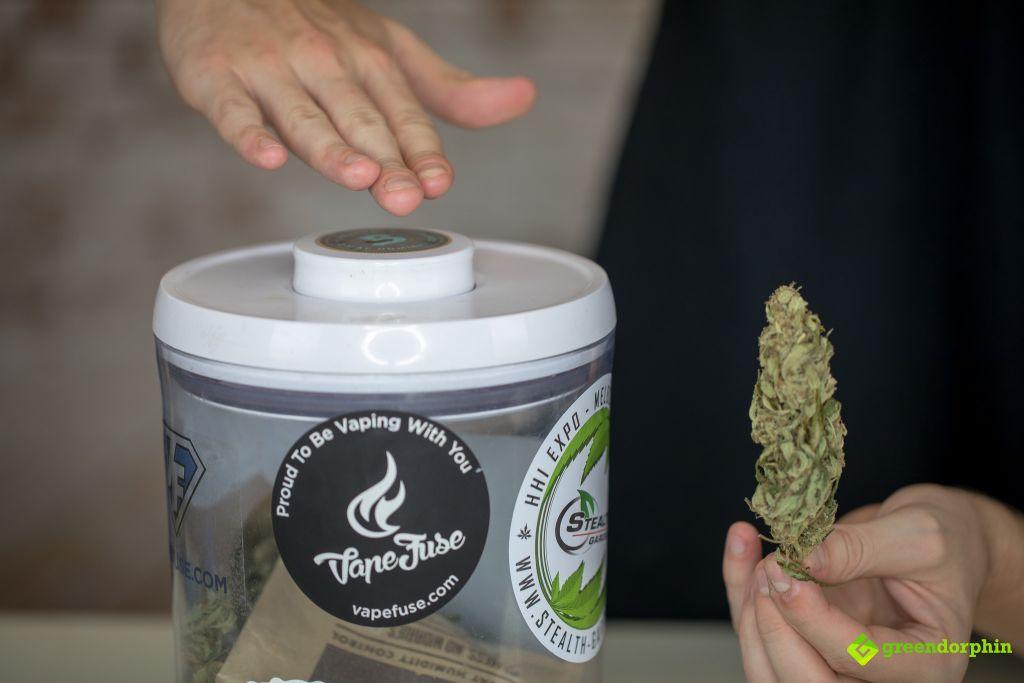 stash your weed