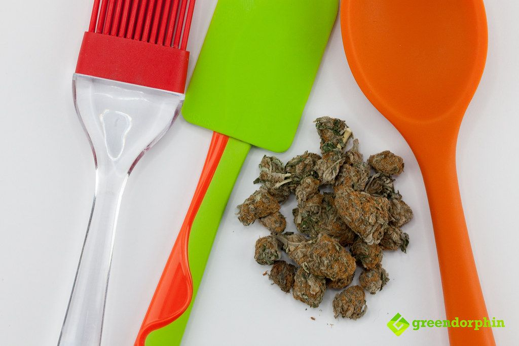 cannabis-infused recipes