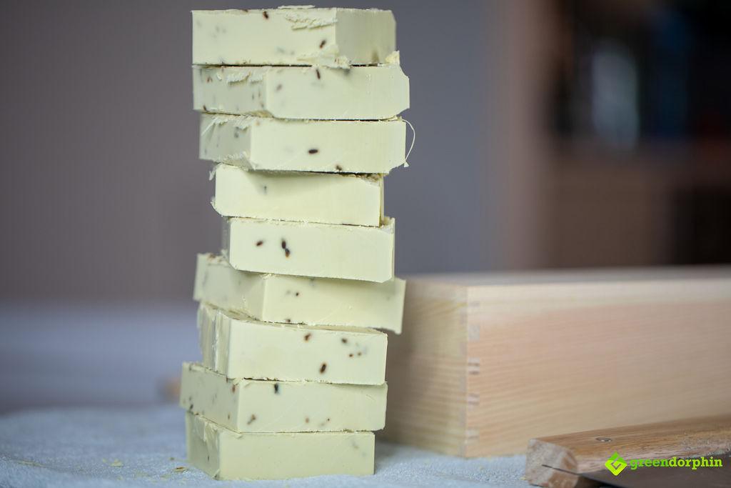 hemp soap bars