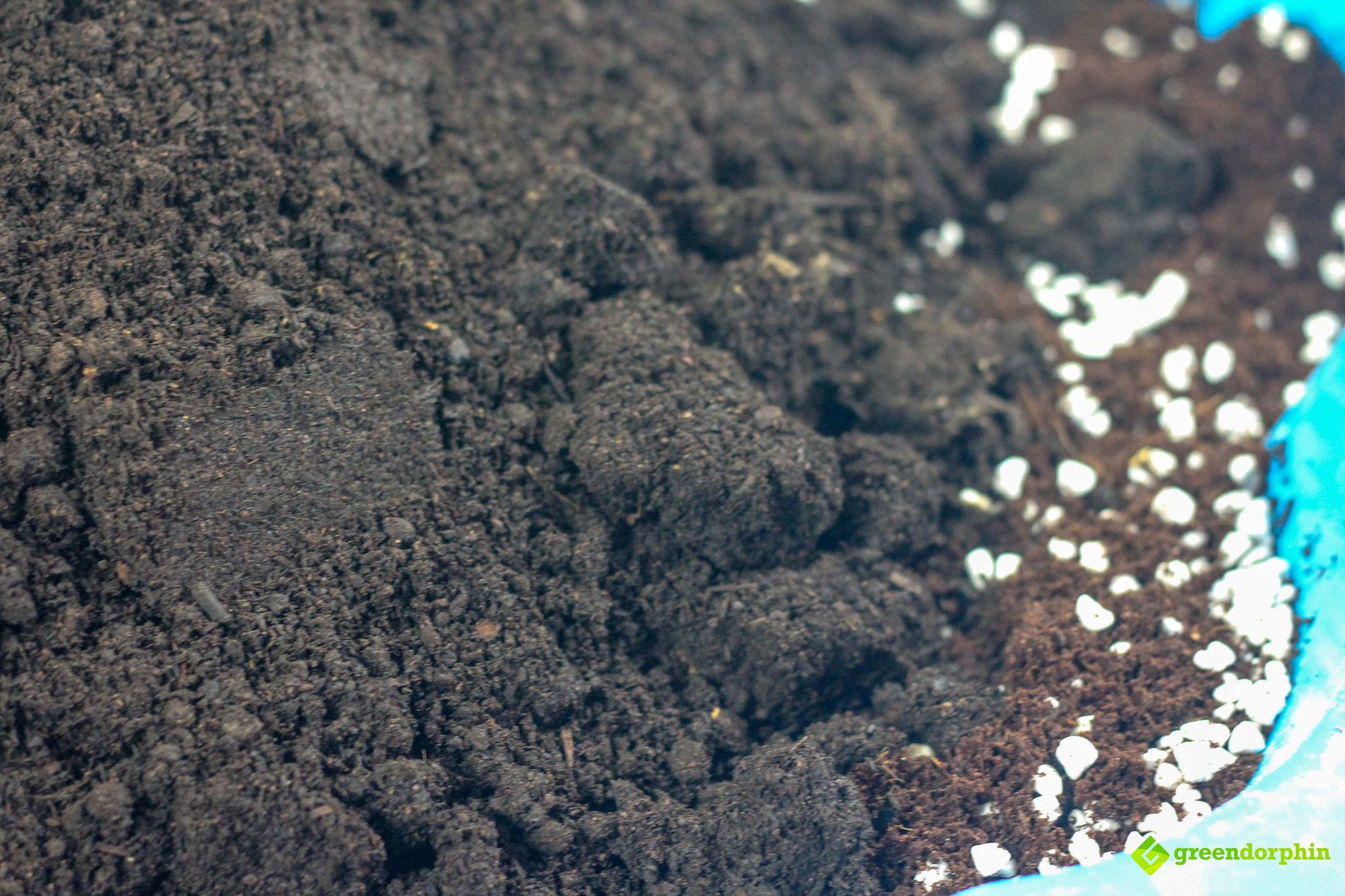 No-Till Soil compost macro