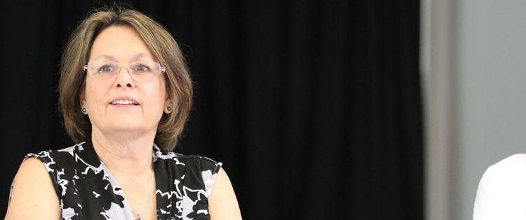 Jennifer Wood, the mayor of California city