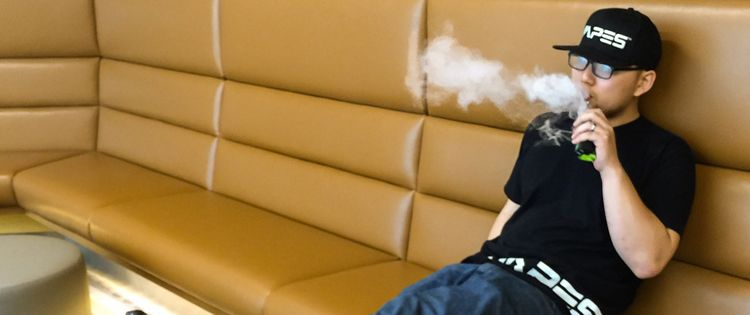 Cannabis Smoking Lounges - San Francisco