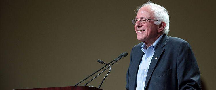 Bernie Sanders Cosponsors Marijuana Justice Act