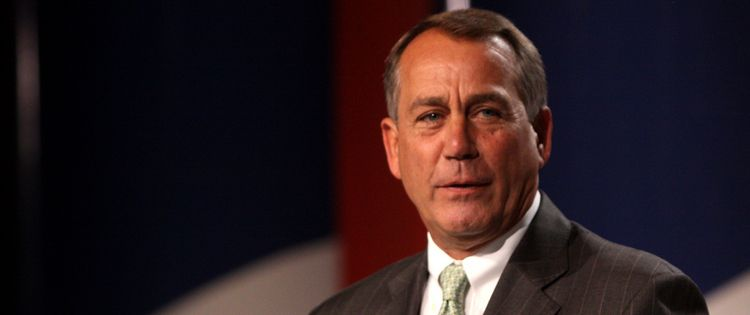 John Boehner joins the board of Acreage Holdings