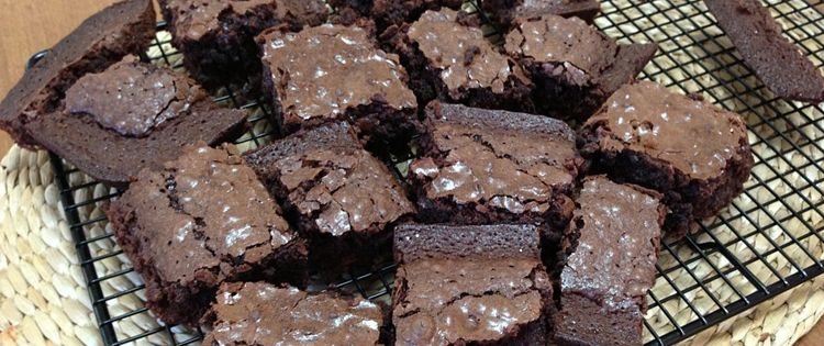 cannabis edibles - marijuana brownies