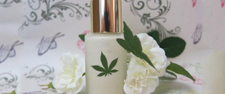 marijuana cosmetics