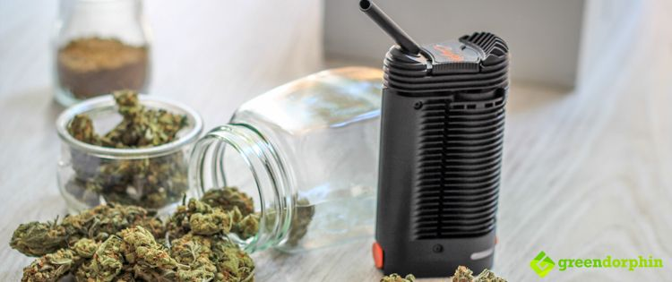 Vaping Cannabis for Chronic Pain