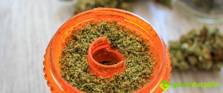 ground up cannabis