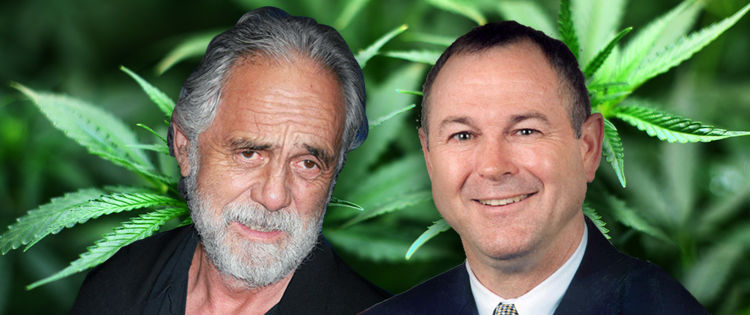 Celebrities At Berlin's International Cannabis Business Conference (ICBC)
