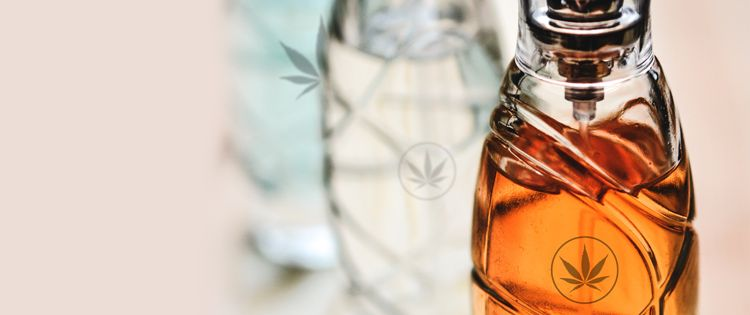 Pot Perfume without the Pot: Smell like your favorite strain