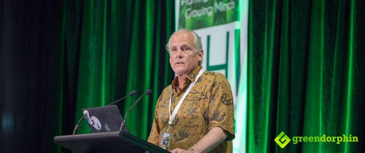 US Based Ethnobotanist Robert Clarke - Hemp Health Innovation Expo in Sydney