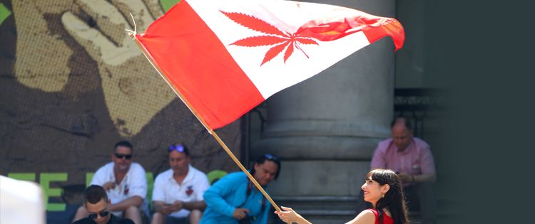 serious obstacle that stands in the way of legalizing pot in Canada