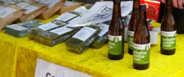 Gruthaus Brauerei Craft Hemp Beer