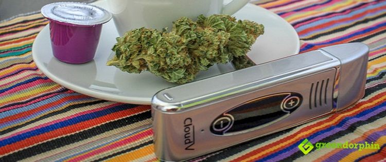Vaporizing cannabis - Medical or Recreational