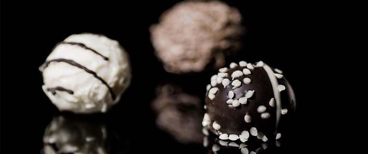 cannabis chocolate truffles