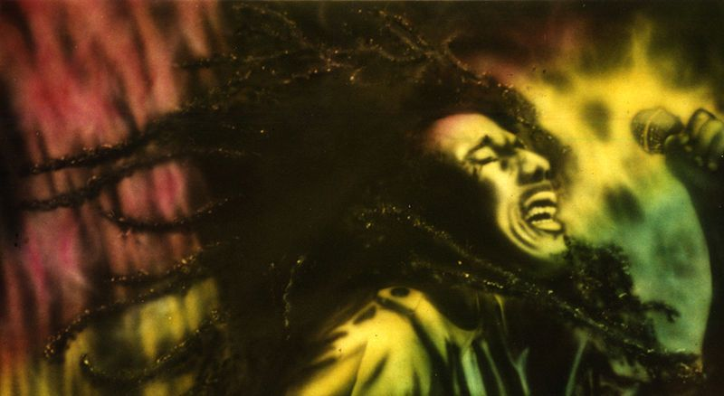 Bob Marley - Music Artist to Listen to While Enjoying Your High