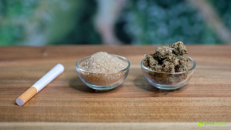 sugar is more harmful than cannabis