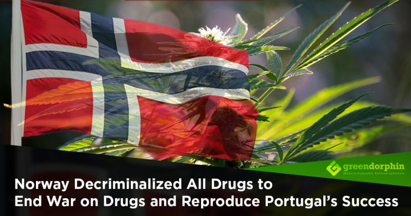 Norway decriminalized all drugs