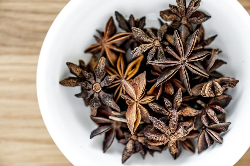 star anise - terpenes and tinctures