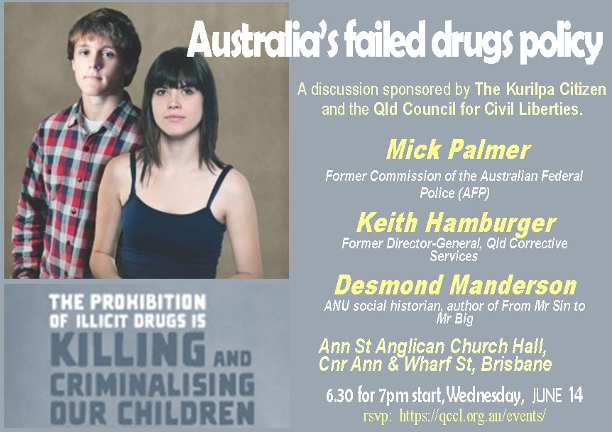 Australia's Failed Drug Policy - Prohibition is Killing and Criminalising Our Children