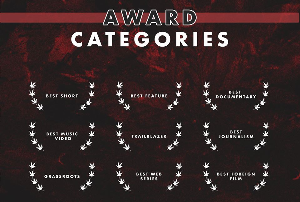 London Cannabis Film Festival - categories